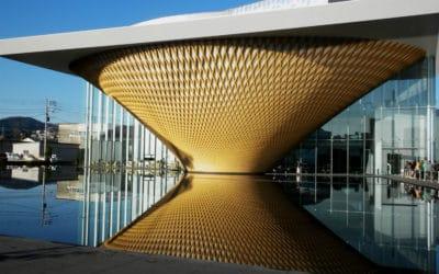 Abriter le Centre du patrimoine mondial du Mont Fuji avec les architectes Shigeru Ban